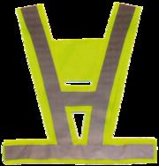 V-образные сигнальные жилеты
