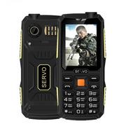 Продам ударопрочный 4-х симочный телефон SERVO V3