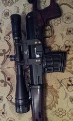 Оптический прицел для охотничьих карабинов