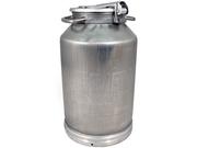 Фляга(бидон) алюминиевая молочная 25л 16254