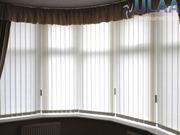 Жалюзи (вертикальные,  горизонтальные) ролл-шторы,  римские шторы