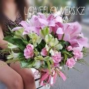 Обучение профессиональной флористике в Алматы