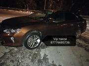 Вип такси Тоиота Камри 55.2017 гв. Алматы - Талдыкорган - Кордаи итд.