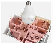 Лампочка-Видеокамера smartlamp 360