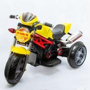 Трехколесный 'электрический мотоцикл детям от 3 до 8 лет