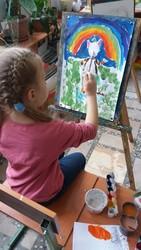 Обучение ИЗО для детей от 3, 5 лет по уникальным методикам
