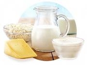 Продам молочные продукты