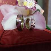 Обручальные кольца DIAMOND of LOVE Талисман: Души