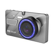 автомобильный видеорегистратор с двумя (2) камерами,