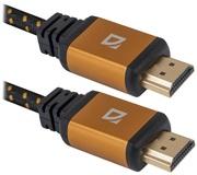 Продам Кабель HDMI Модель: Кабель HDMI Defender HDMI-17PRO 5м,