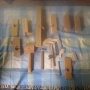 Рубанки столярный набор
