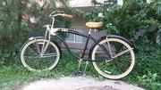 Велосипед ретро-дизайн