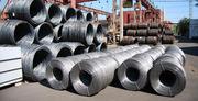 Спиральный стальной трос (канат) 3062-80 одинарной свивки типа ЛК-О с