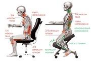 офисные эргономические стулья