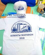 Креативные футболки в Алматы