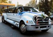 лимузины напрокат в Алматы. Алматы лимо