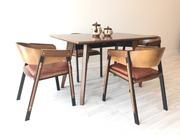 Столы и стулья на заказ из дерева