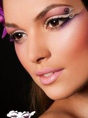 Профессиональные курсы визажа и макияжа