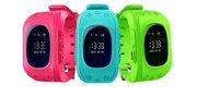 Продам недорогие детские часы-телефон с GPS трекингом,  Wonlex Q50