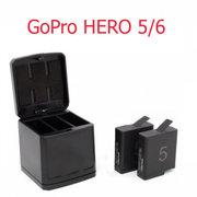 Продам комплект аккумуляторов для GoPro HERO 5,  HERO 6 + внешнее заряд