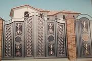 Ворота распашные ,  откатные и секционные с автоматикой