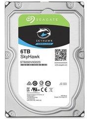 Продам жесткий диск HDD 6Тб Seagate SkyHawk ST6000VX0023