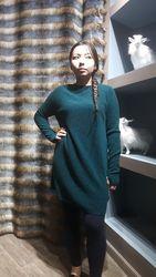 Платье-туника из натурального кашемира!