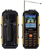 Продам телефон на 3 сим карты с TV,  фонариком,  лазерной указкой