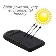 Продам китайский Solar Power Bank внешний аккумулятор с солнечной бата