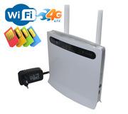 Продам 4G Wi-Fi роутер с поддержкой 4G сим карты и четырьмя Ethernet п