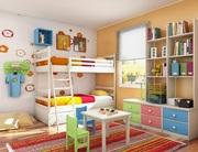 шкафы для детской на заказ