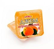 джем абрикосовый порционный