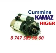 Стартер Cummins,  Камаз,  Higer M93R3014SE