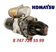Стартер на кран Komatsu 600-813-4222