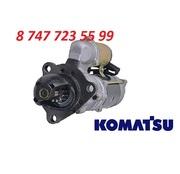 Стартер Komatsu PC300 600-813-6422