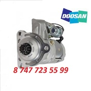 Стартер Doosan 340,  450,  500 65.26201-7062