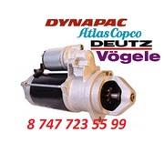 Стартер Deutz,  Dynapac,  Vogele 11.131.863