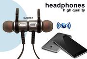 Продам беспроводные Bluetooth наушники гарнитура для спортсменов