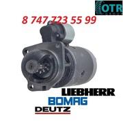 Стартер Deutz,  Bomag,  Liebherr 01183243