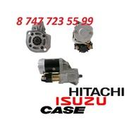 Стартер Hitachi ZX160,  ZX120,  Isuzu 4BG1 0-24000-3123