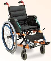 Универсальная инвалидная кресло-коляска FS 980 LA