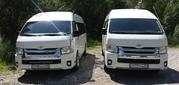 пассажирские перевозки услуги микроавтобусов