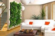 Фитостена - вертикальное озеленение.