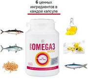 Рыбий жир в капсулах Супер Омега 3 Актив