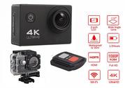 Продам 4K Ultra HD Экшн камера с WIFI и пультом дистанционного управле