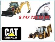 Топливная подкачка на Cat 432