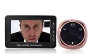 Продам дверной видеоглазок / видеозвонок с датчиком движения,  ночной п