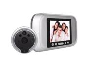 Продам дверной видеоглазок / видеозвонок с датчиком движения
