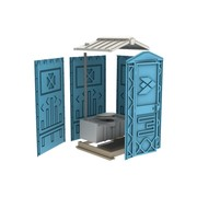 Новая туалетная кабина,  биотуалет Ecostyle в Алмате и Казахстане