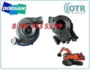 Турбина Doosan Dx340,  Dx300 65.09100-7098